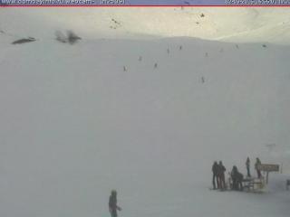 Домбай, горнолыжный склон, предоставлено порталом www.dombayinfo.ru